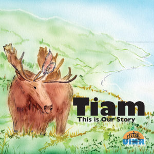 Tiam This is our Story web COVER