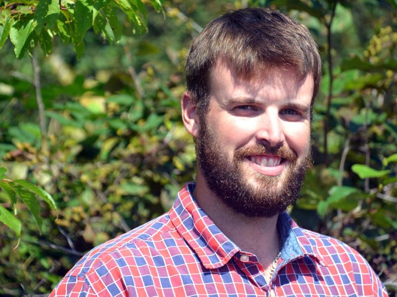 UINR's New Forestry Technician