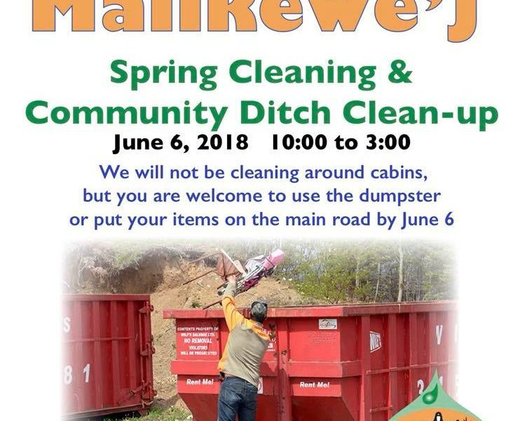 Mala Clean Up – Come Join us!